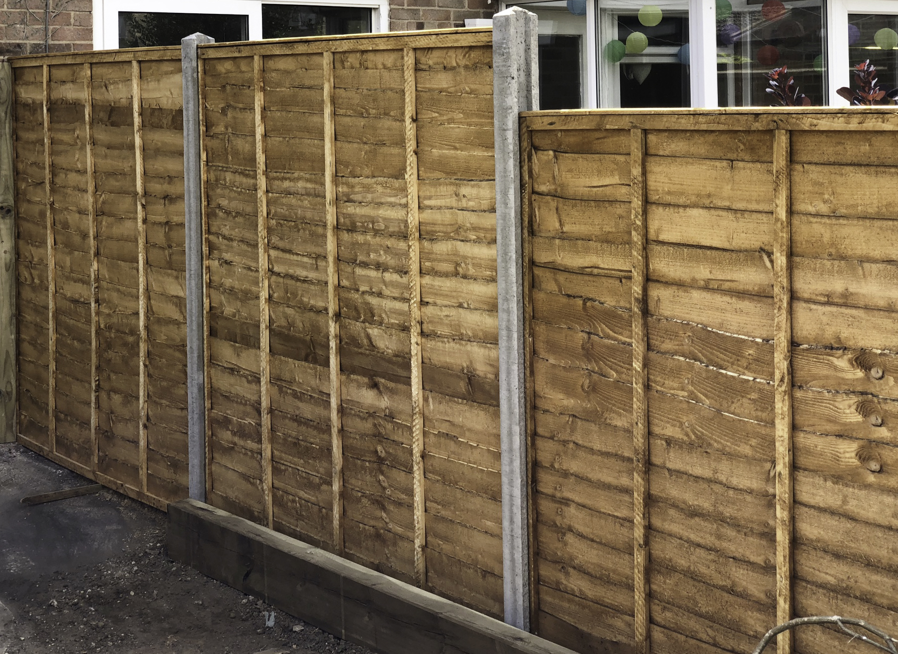 Fen Developments Fencing