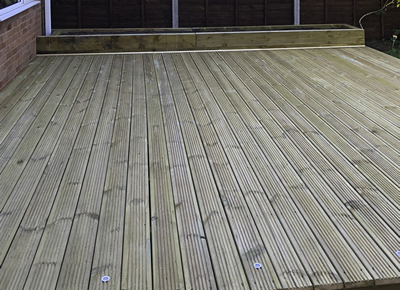 Fen Developments Decking